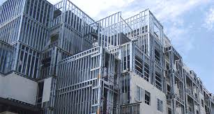 پاورپوینت ساختمان پیش ساخته دو طبقه L.S.F در 31 اسلاید کاربردی و آموزشی و کاملا قابل ویرایش همراه با شکل و تصاویر